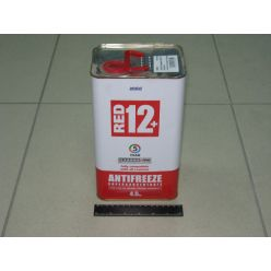 ХАДО.Антифриз RED 12+  (Standart) (суперконцентрат) банка 4.5кг