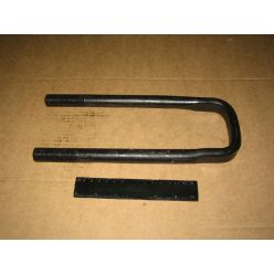 Стремянка рессоры передней КамАЗ М20х1,5 L=270 без гайк. (пр-во Автомат)