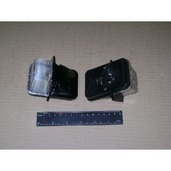 Фонарь ГАЗ 33104 габаритный передн. (611.3731) (покупн. ГАЗ)