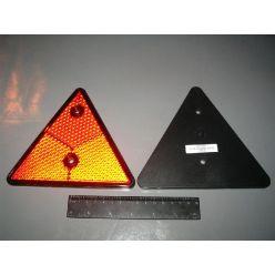 Световозвращатель МАЗ треугольный красный ТН-109 (пр-во Руденск)