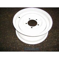 Диск колесный 15х6,0 УАЗ белый (пр-во КрКЗ)