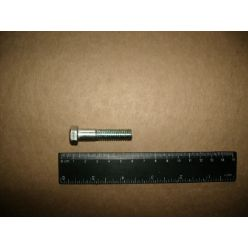 Болт М10х45 глушника, труб впускних і випускних ЗИЛ (вир-во РААЗ)