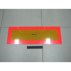 BH. Светоотражающие таблицы для трейлеров ,2 шт