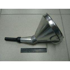 BH. Лейка ломаная металлическая,с наконечником