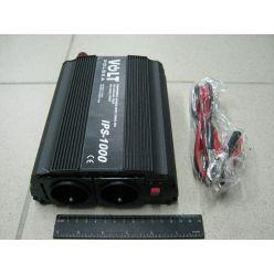 BH. Преобразователь напряжения 24V/230V 1000W