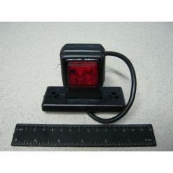 BH. Лампа габаритная- прямая короткая 12/ 24V,левая