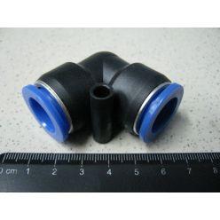 BH. Фитинг воздушный -пластик,угл.15 мм