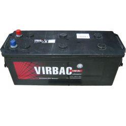 А-мега  Аккумулятор  6СТ-140 АЗ(3) VIRBAC classik