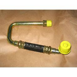 Шланг радиатора масл. ГАЗ дв. 560 отводящий (ш-ш) М26 (покупн. ГАЗ)